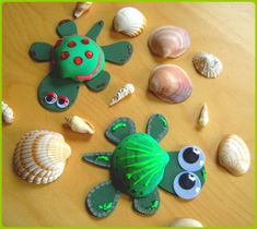 Before we go to the summer break, lo … – DIY decoration ideas Today it's all about mussels! Before we go to the summer break, lo … Today it's all about mussels! Before we go to the summer break, lo … Kids Crafts, Sea Crafts, Pista Shell Crafts, Before We Go, Summer Kids, Holidays And Events, Diy For Kids, Kids Toys, Activities For Kids