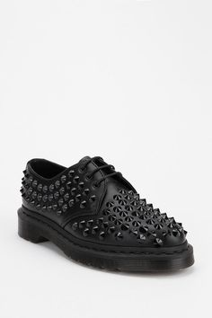 Dr. Martens All-Over Stud Oxford  #UrbanOutfitters