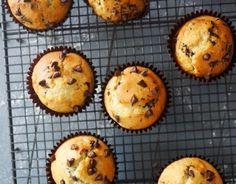 Recette - Muffins aux pépites de chocolat | Notée 4/5