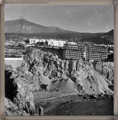 Icod - playa San Marcos año 1969 #canariasantigua #blancoynegro #fotosdelpasado #fotosdelrecuerdo #recuerdosdelpasado #fotosdecanariasantigua #islascanarias #tenerifesenderos