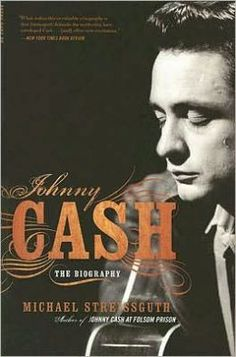 "Michael Streissguth, ""Johnny Cash: The Biography,"" Cambridge, MA: Di Capo Press, 2006. (Book 15 from the top in photo of book stack)"