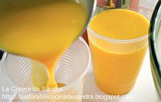 La Cocina de Sandra: LIMBERS DE MANTECADO (SIROPE)