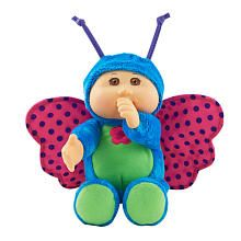 Cabbage Patch Kids 9 inch Ranforest Cuties Doll  Butterfly