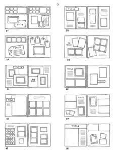 scrapbooking layouts, scrapbooking ideas | Scrapbooking ...