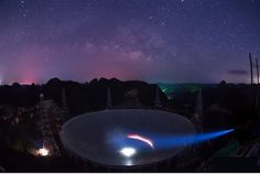 AWAKENING FOR ALL: World's largest radio telescope installed in China...