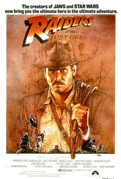 Original Raiders Poster