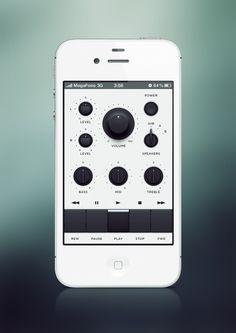 #mobile #ui | http://uidesigninspirations.blogspot.com