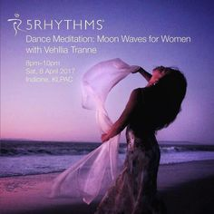 Put your body in motion and your psyche will heal itself. -Gabrielle Roth-  Calling all women to unite and dance together during this April full moon the Pink Moon. It's an opportunity to dance in a women only space to be held to be danced and simply be yourself. Come with your sisters mothers daughters grandmothers and girlfriends. Join us!  Today is the last day for the early bird rate please contact @moozamohd to register.  With hope with courage with curiosity with trust with compassion…