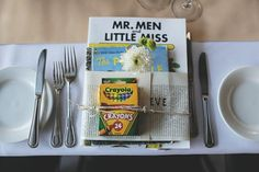Cute kid fun pack - takes you to a collection of wedding ideas to sort through - but very good ideas!