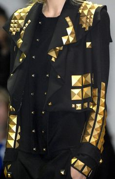 ☆ Rock 'n' Roll Style ☆ Givenchy Fall 2007 Runway Details