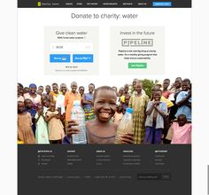 http://www.charitywater.org/