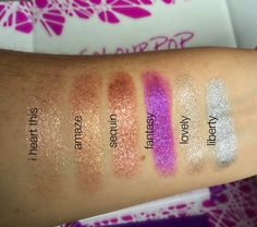 Pretty Pearls: Review | Colour Pop Cosmetics THE most gorgeous shimmer shadows for $5 #beauty #makeup #eyeshadows