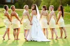 Cute Picture Idea for Wedding