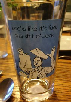 Oh, look at the time…