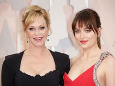 Dakota Johnson's Awkward Mum Chat On The Red Carpet Is One We ALL Recognise