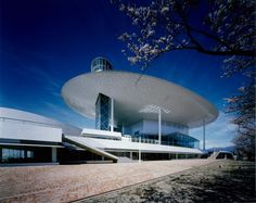 Kiryu City Perfoming Art Centre at sakakura associates