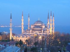I have a friend I'd love to meet for coffee in Istanbul...