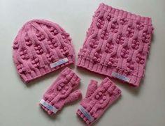 BEBEK Atkı -eldiven -bere-şapka Modelleri Knitting For Kids, Baby Knitting Patterns, Loom Knitting, Crochet Patterns, Fingerless Gloves Crochet Pattern, Knitted Hats, Finger Crochet, Tapestry Crochet, Crochet Videos