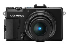 XZ-2 iHS - Point & Shoot - Digital Cameras | Olympus