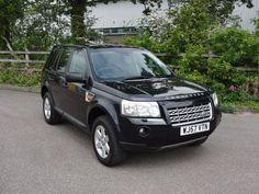 Land Rover Freelander 2 2.2 Td4 GS 5dr Estate Diesel Black
