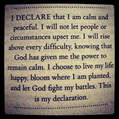 Lord help me to make this true in my life every day , may your will be done.KLH