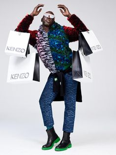 067db426 18 Best KENZO images | Fashion Design, Style, Fast fashion