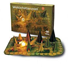 Bosschaduwspel Waltschattenspiel - Coöperatieve spellen - Producten - Webshop - Earth Games - Spelmaterialen met een positieve invloed