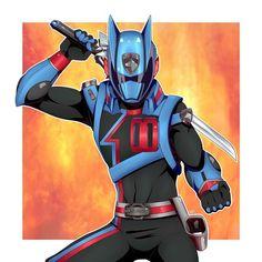 Power Rangers Fan Art, Saban's Power Rangers, Pawer Rangers, Mighty Morphin Power Rangers, Green Power Ranger, Ranger Armor, Mecha Anime, 90s Cartoons, Robot Art