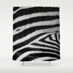 Animal Print 4 Shower Curtain