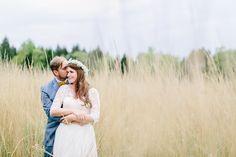 German Barn Wedding | Anne and Björn