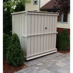 Storage Solutions For Garage, Garden, Patio, Garbage And Recycling. Made  From Beautiful Cedar, Storage Sheds