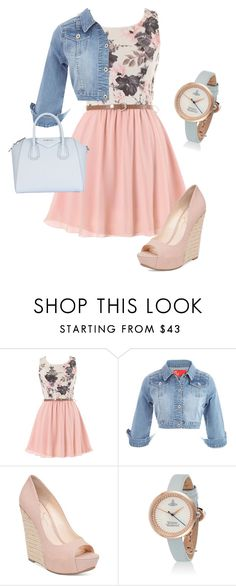 """#60"" by blessedbehisnamex3 ❤ liked on Polyvore featuring Jessica Simpson, Givenchy, apostolic and modestfashion"