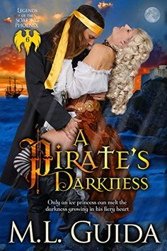 #Vampire Romance - Can the Queen of the undines remain pure or will Ewan tempt her soul? https://storyfinds.com/book/20780/a-pirates-darkness