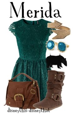 Merida Outfit<3