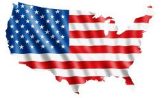 Map of USA with flag. Rendered Map of USA filled with a waving flag , Popular Baby Girl Names, Girls Dancewear, Super Hero Outfits, Best Kids Toys, New Home Construction, Hugo, Dance Outfits, Green And Brown, Dance Wear