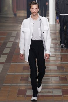 Lanvin Spring 2015 Menswear - Collection - Gallery - Style.com