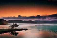 Before sunrise - sun moon lake  [EXPLORE]