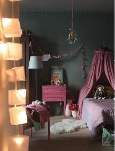 beautiful girls room