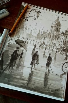 I love this  drawing