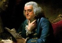 Long before to-do-list apps existed Benjamin Franklin was providing us with a daily schedule for success.