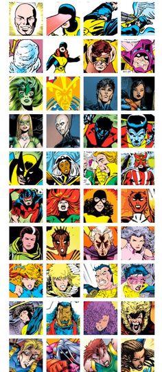 Classic X-Men 2 the Present.