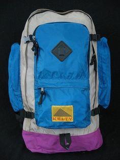 Vintage Kelty Redwing K2 Internal Frame Hiking Camping Mountaineering Backpack | eBay
