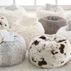 Beanbags Furrr The Win! Kick Back, Relax, And Get Cozy With Our Faux Fur  Beanbags. Both Stylish And Soft To The Touch, This Plush Beanbag Is A Great  Seat ...