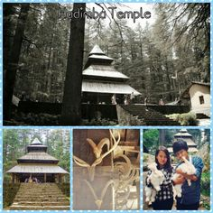 Hidimba Devi Temple is also known as Hadimba Temple. It is located on a deodar covered hill in Manali, some 3kms from The Manali Inn