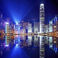 Amazing Hong Kong in pictures.