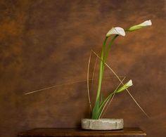 "Ikebana Sogetsu di Luca Ramacciotti  ""La nostra vita e le nostre scelte, ogni incontro, suggerisce una nuova potenziale direzione. (Cloud Atlas)""  #ikebana #sogetsu"