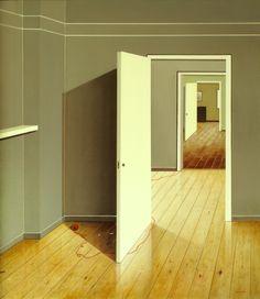 Nel labirinto di un'idea - 80x70 cm
