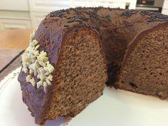 Liian hyvää: Arabialainen kakku kuorrutteella, ohjeet 2 ja 3 litran vuokiin
