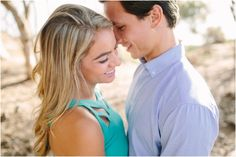 {Brittany + Mac :: Sunset Cliffs Engagement} » Shane and Lauren Photography