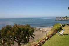 Backyard View of Capitola Beach